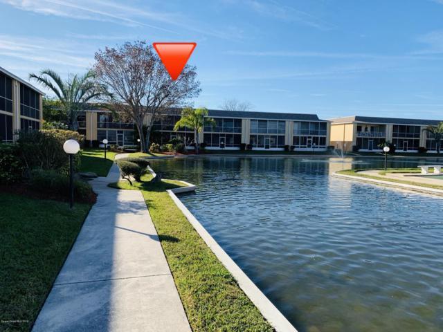 2135 N Courtenay Parkway #222, Merritt Island, FL 32953 (MLS #836987) :: Premium Properties Real Estate Services