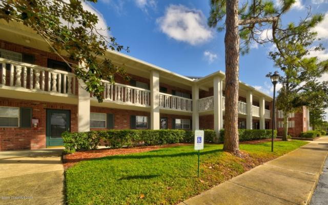 1890 Knox Mcrae Drive #104, Titusville, FL 32780 (MLS #836997) :: Premium Properties Real Estate Services