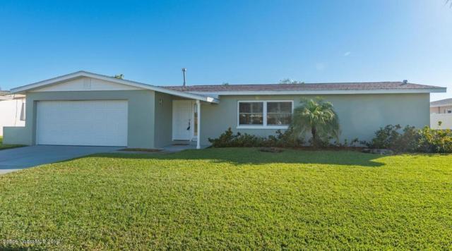 417 Thrush Drive, Satellite Beach, FL 32937 (MLS #837053) :: Blue Marlin Real Estate