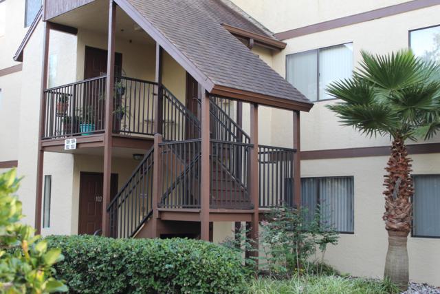 7911 Maplewood Drive #108, West Melbourne, FL 32904 (MLS #837134) :: Premium Properties Real Estate Services
