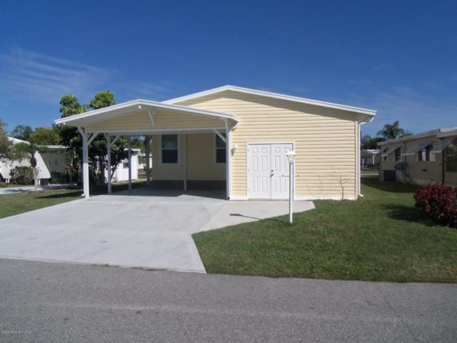 934 Fir Street, Barefoot Bay, FL 32976 (MLS #837135) :: Pamela Myers Realty