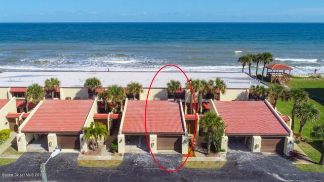 131 Highway A1a #131, Satellite Beach, FL 32937 (MLS #837140) :: Blue Marlin Real Estate