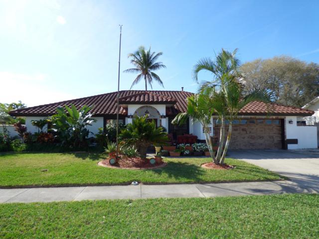 489 Sheridan Avenue, Satellite Beach, FL 32937 (MLS #837151) :: Blue Marlin Real Estate