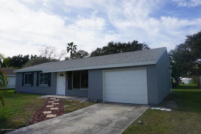 420 NE Tewksbury Lane NE, Palm Bay, FL 32907 (MLS #837161) :: Pamela Myers Realty