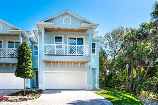 110 Kieran Lane, Rockledge, FL 32955 (MLS #837166) :: Pamela Myers Realty