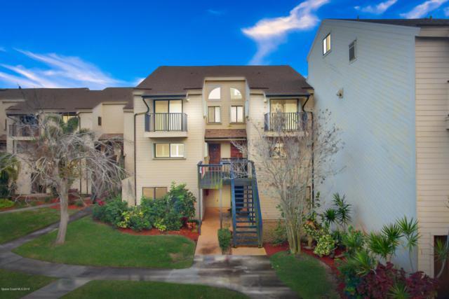 441 N Harbor City Boulevard C7, Melbourne, FL 32935 (MLS #837170) :: Premium Properties Real Estate Services