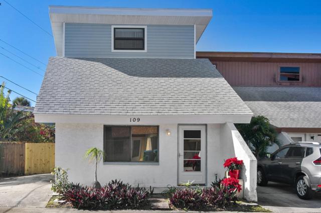 109 Garden Beach Lane, Cape Canaveral, FL 32920 (MLS #837179) :: Pamela Myers Realty