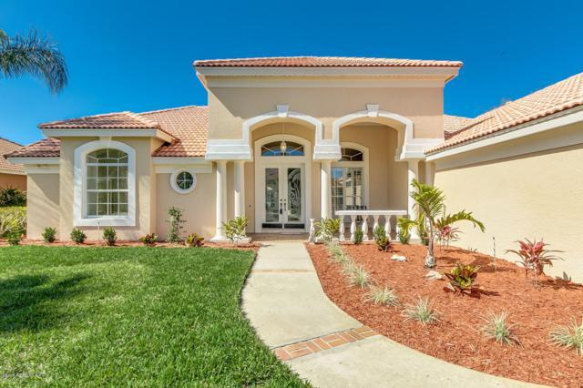 209 Lanternback Island Drive, Satellite Beach, FL 32937 (MLS #837185) :: Blue Marlin Real Estate