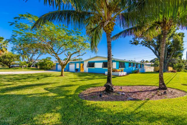 237 Tampa Avenue, Indialantic, FL 32903 (MLS #837193) :: Blue Marlin Real Estate