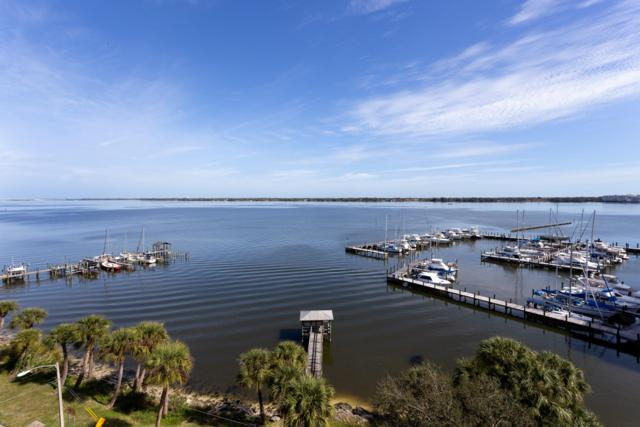 15 N Indian River Drive #801, Cocoa, FL 32922 (MLS #837201) :: Platinum Group / Keller Williams Realty