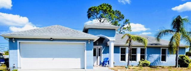 1301 NW Lamplighter Drive NW, Palm Bay, FL 32907 (MLS #837226) :: Coral C's Realty LLC