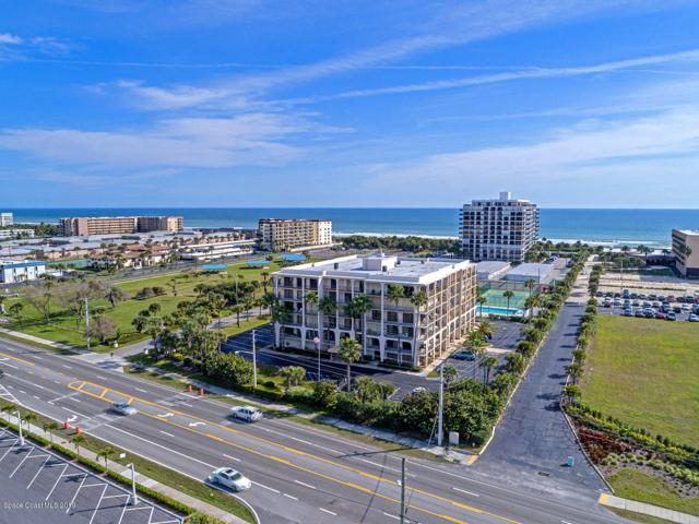 2090 N Atlantic Avenue #404, Cocoa Beach, FL 32931 (MLS #837246) :: Blue Marlin Real Estate