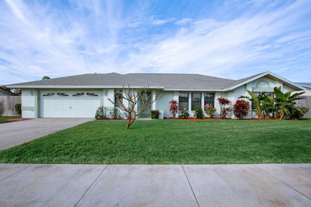 460 Roosevelt Avenue, Satellite Beach, FL 32937 (MLS #837314) :: Blue Marlin Real Estate