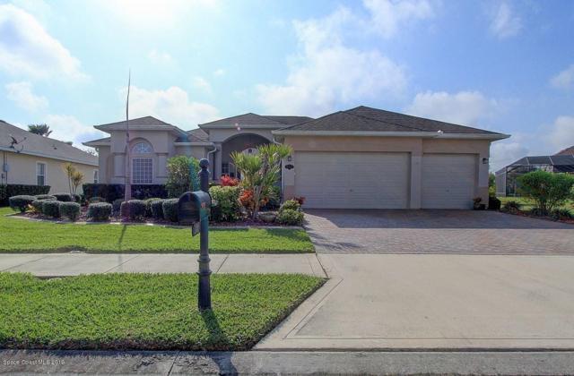 3441 Terramore Drive, Melbourne, FL 32940 (MLS #837338) :: Premium Properties Real Estate Services