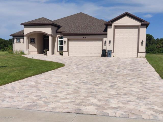 836 Whimsical Lane, Malabar, FL 32950 (MLS #837340) :: Premium Properties Real Estate Services