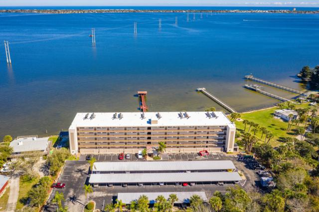 3901 Dixie Highway NE #408, Palm Bay, FL 32905 (MLS #837361) :: Blue Marlin Real Estate