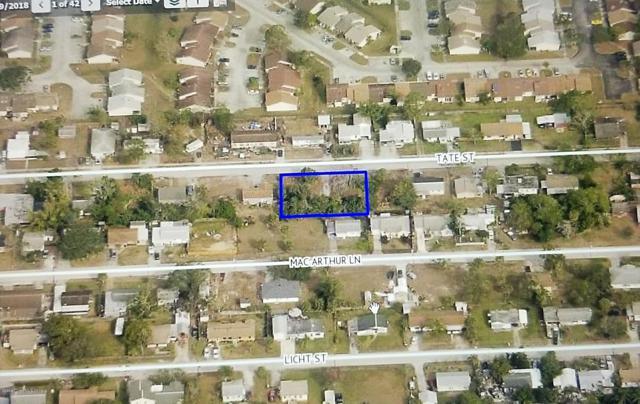 1437 Tate Street, Cocoa, FL 32922 (MLS #837395) :: Blue Marlin Real Estate