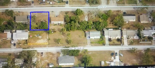 0 Tate Street, Cocoa, FL 32922 (MLS #837398) :: Blue Marlin Real Estate
