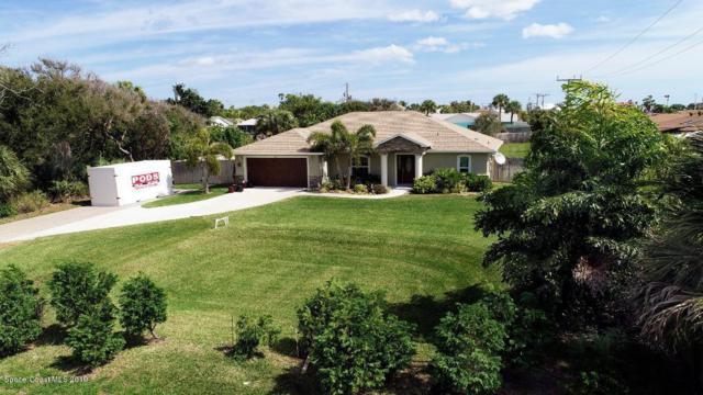 201 River Drive, Melbourne Beach, FL 32951 (MLS #837420) :: Pamela Myers Realty