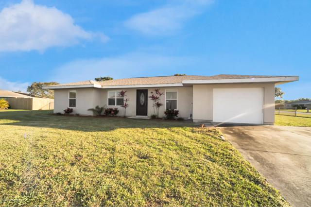 1100 NE Newbern Street NE, Palm Bay, FL 32905 (MLS #837447) :: Blue Marlin Real Estate