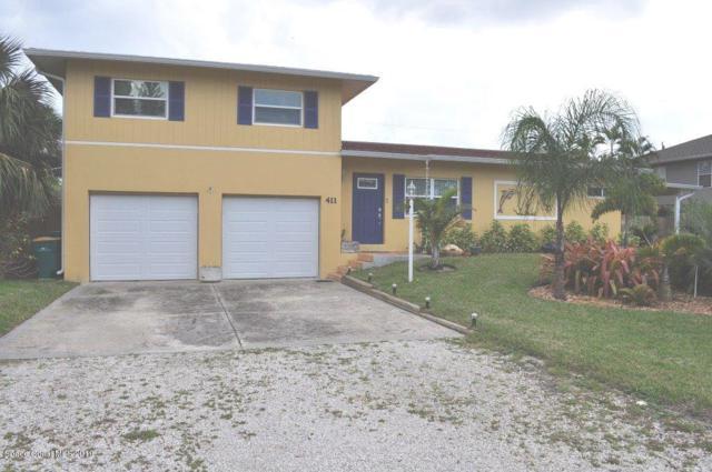411 9th Avenue, Indialantic, FL 32903 (MLS #837449) :: Blue Marlin Real Estate