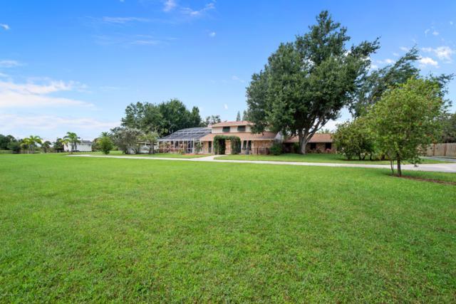 5725 Lake Washington Road, Melbourne, FL 32934 (MLS #837453) :: Blue Marlin Real Estate