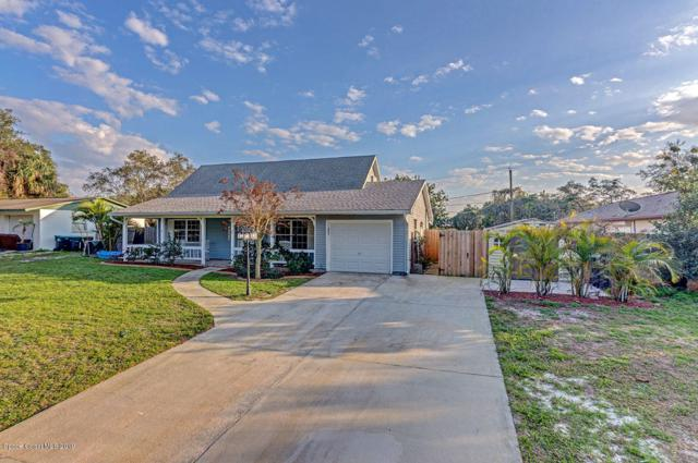 2244 Ladner Road NE, Palm Bay, FL 32907 (MLS #837456) :: Blue Marlin Real Estate
