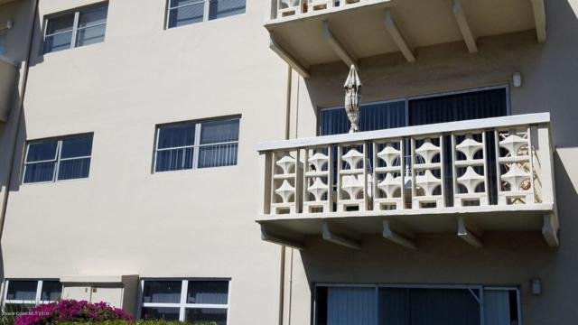 223 Columbia Drive #209, Cape Canaveral, FL 32920 (MLS #837627) :: Premium Properties Real Estate Services