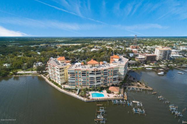 102 Riverside Drive #704, Cocoa, FL 32922 (MLS #837667) :: Premium Properties Real Estate Services