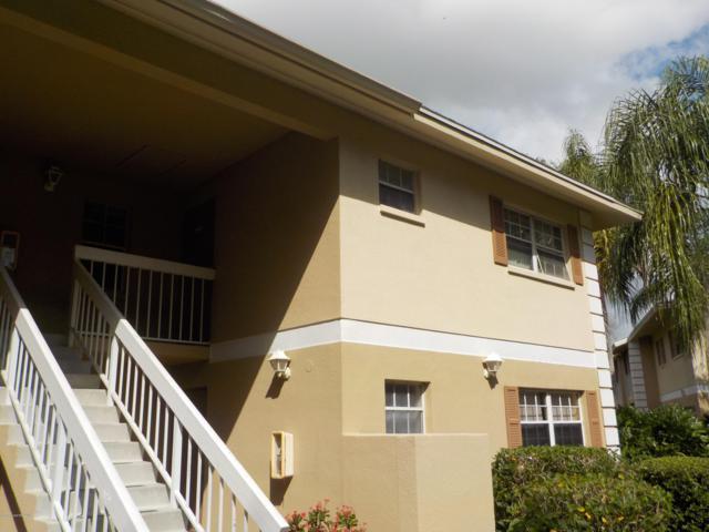 1688 NE Sunny Brook Lane NE #204, Palm Bay, FL 32905 (MLS #838371) :: Blue Marlin Real Estate
