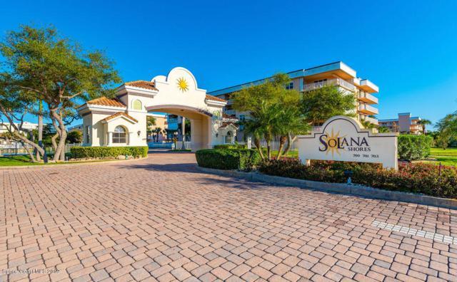 703 Solana Shores Drive #310, Cape Canaveral, FL 32920 (MLS #838453) :: Pamela Myers Realty