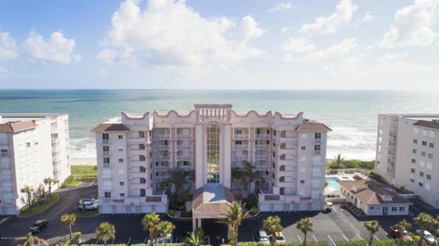2085 Highway A1a #3302, Indian Harbour Beach, FL 32937 (MLS #838481) :: Blue Marlin Real Estate