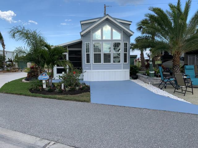 3292 Dockside Lane #40, Melbourne Beach, FL 32951 (MLS #838514) :: Blue Marlin Real Estate