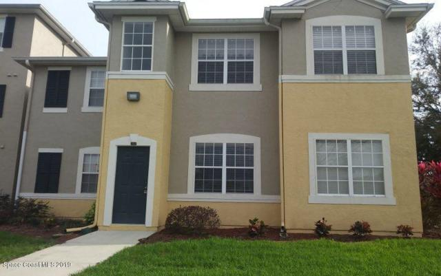 5673 Star Rush Drive #202, Melbourne, FL 32940 (MLS #838573) :: Blue Marlin Real Estate