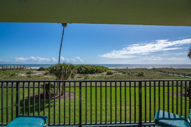 4570 Ocean Beach Boulevard #110, Cocoa Beach, FL 32931 (MLS #838593) :: Premium Properties Real Estate Services