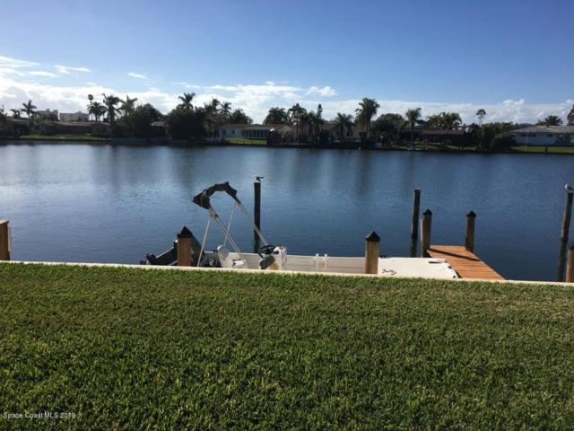 325 S Banana River Boulevard S #603, Cocoa Beach, FL 32931 (MLS #839055) :: Pamela Myers Realty