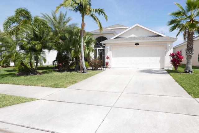 1809 Sun Gazer Drive, Rockledge, FL 32955 (MLS #839111) :: Pamela Myers Realty