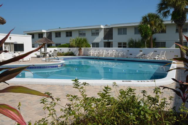 8401 N Atlantic Avenue 4-J, Cape Canaveral, FL 32920 (MLS #839139) :: Blue Marlin Real Estate
