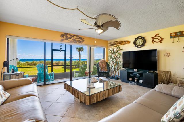175 Highway A1a #108, Satellite Beach, FL 32937 (MLS #839170) :: Blue Marlin Real Estate