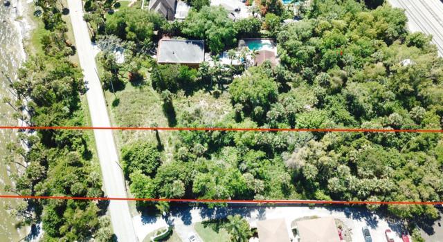 1015 S Indian River Drive, Ft. Pierce, FL 34946 (MLS #839266) :: Pamela Myers Realty