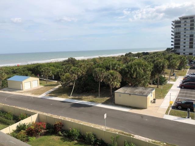 3060 N Atlantic Avenue N #511, Cocoa Beach, FL 32931 (MLS #839491) :: Coral C's Realty LLC