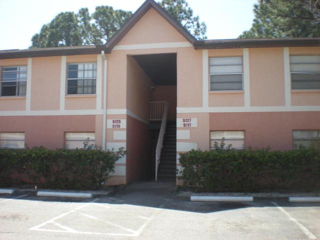 5127 NE Pinewood Drive NE #9, Palm Bay, FL 32905 (MLS #839523) :: Pamela Myers Realty