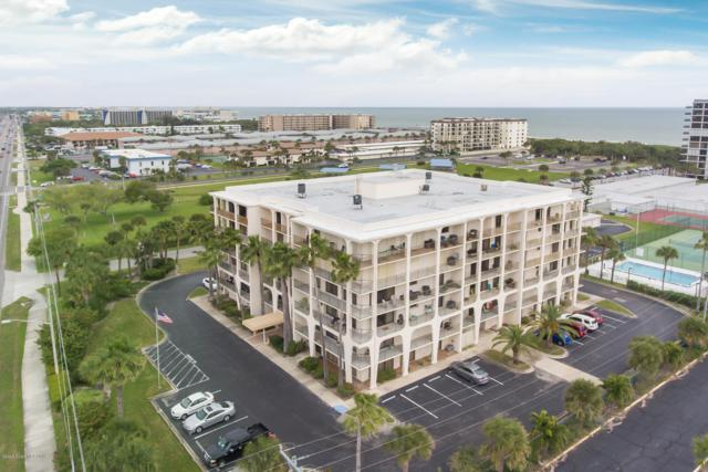 2090 N Atlantic Avenue #504, Cocoa Beach, FL 32931 (MLS #839588) :: Blue Marlin Real Estate