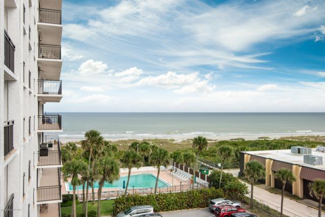 2100 N Atlantic Avenue #608, Cocoa Beach, FL 32931 (MLS #839589) :: Blue Marlin Real Estate