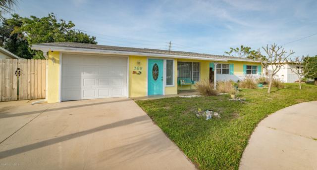 368 Ocean Spray Avenue, Satellite Beach, FL 32937 (MLS #839594) :: Premium Properties Real Estate Services