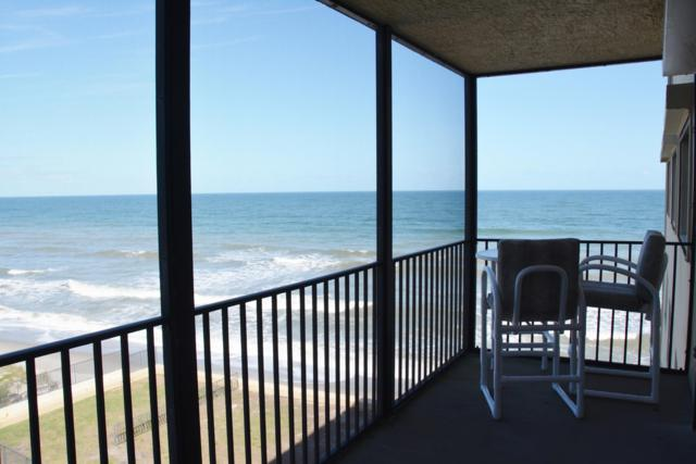 205 Highway A1a #508, Satellite Beach, FL 32937 (MLS #839620) :: Pamela Myers Realty