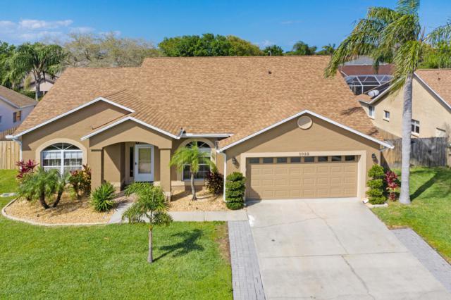 1022 Pelican Lane, Rockledge, FL 32955 (MLS #839766) :: Premium Properties Real Estate Services