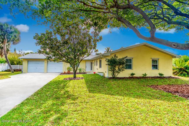 703 Pine Street, Melbourne Beach, FL 32951 (MLS #839768) :: Premium Properties Real Estate Services