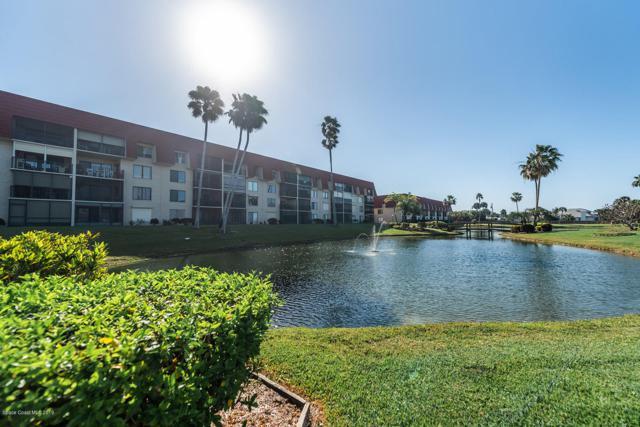 760 S Brevard Avenue #416, Cocoa Beach, FL 32931 (MLS #839823) :: Coral C's Realty LLC