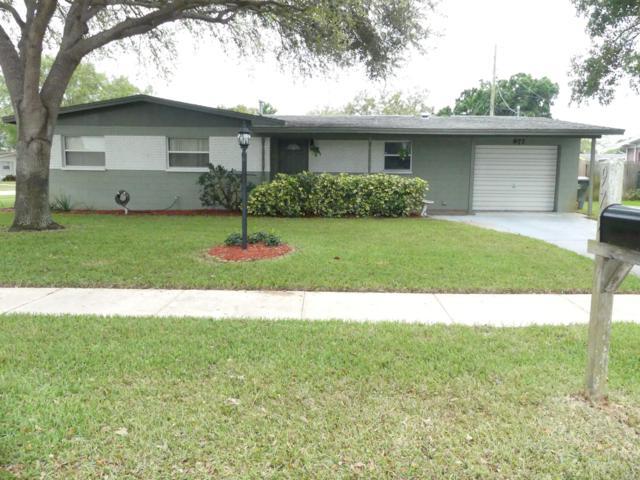 977 Demaret Drive, Rockledge, FL 32955 (MLS #839835) :: Premium Properties Real Estate Services